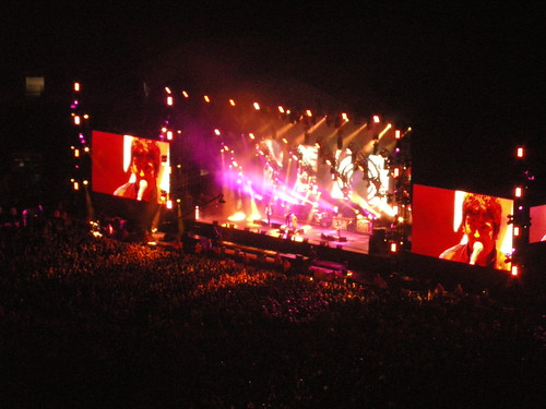 Oasis - Wembley Stadium - July 11 2009