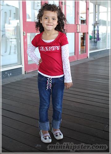 EMELINDA. MiniHipster.com: children's childrens clothing trends, kids street fashion, kidswear lookbook