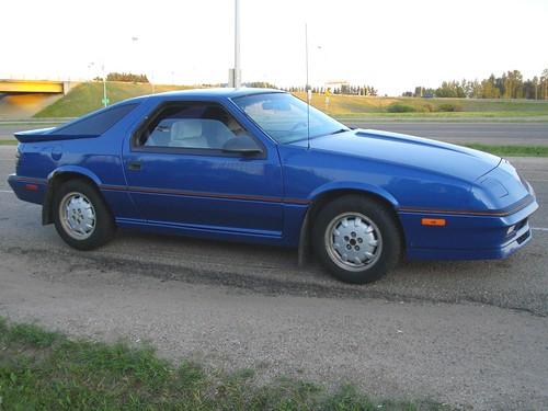 1988 Dodge Daytona Shelby Z * - a photo on Flickriver