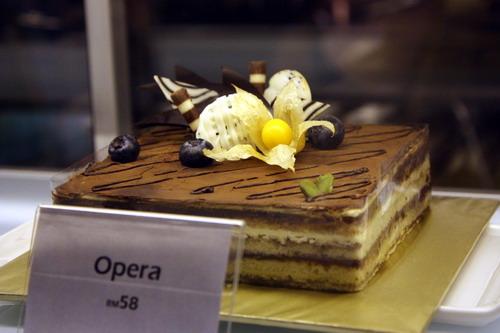La Casa Opera Cake