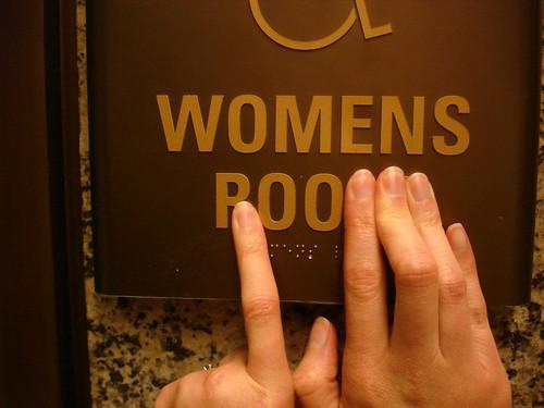 Womens Poo