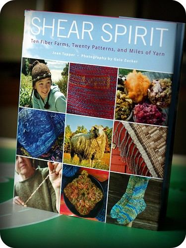 Shear Spirit Book