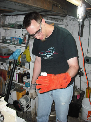 Meetup_Metal_Casting_July2009 074