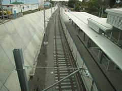 Kirrawee 7-08-09 (CitySider) Tags: train construction railway upgrade cityrail duplication newtrack tidc railcorp cronullaline railclearways secondtrack