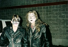 10/31/94 Ace Frehley @ Mirage, Minneapolis, MN *Fans at the show dressed up for the costume contest.