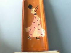 Imagem 204 (A cor do acaso) Tags: ceramica cores artesanato jardim decora cor telas acrilico telha africanas senegalesa senegalesas