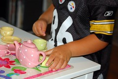 Hines Ward's Tea Party