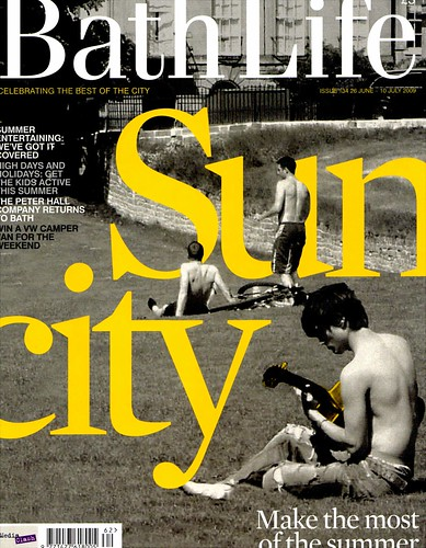 Bath Life 'Sun City' Cover