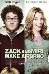Poster Zack and Miri