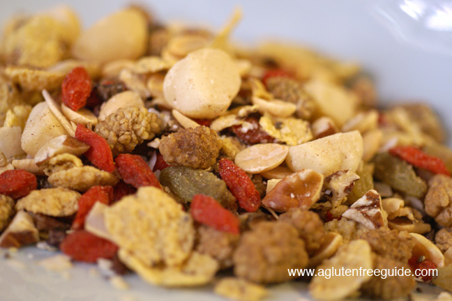yumcat gluten free cereal mix