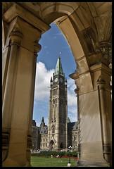 Peacetower (Ingo Tews) Tags: ontario canada ottawa parliament parliamenthill peacetower kanada bestofpfd