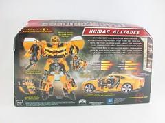 Transformers Bumblebee Human Alliance RotF - caja