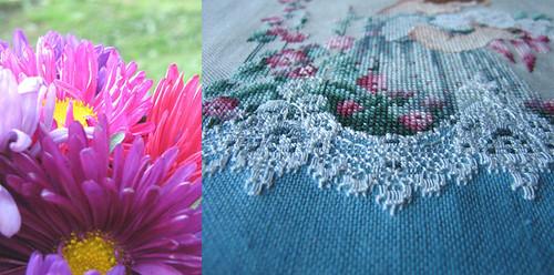 Lavender & Lace. Emma's Garden.