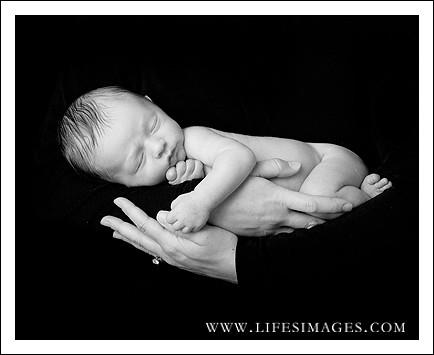 newborn peek by you.