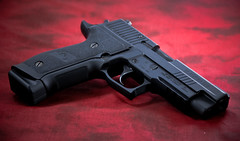 Sig Sauer P226 Blackwater (KristyR929) Tags: gun pistol handgun blackwater 9mm semiauto p226 semiautomatic sigsauer sigarms