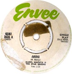 mabel mafuya & the star queens -iMini label
