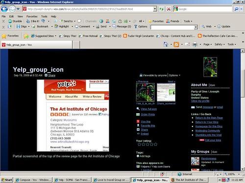 Back One Screen