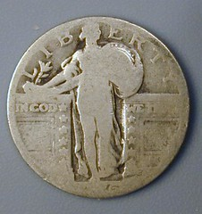 Dating standing liberty quarters