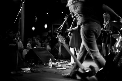 Viva Voce at MusicFestNW 2009