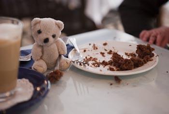 Greedy Ted!