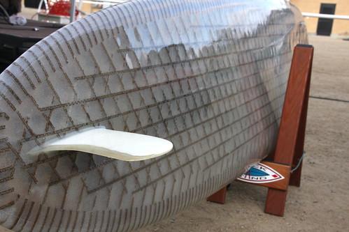 cardboard surfboard?!?