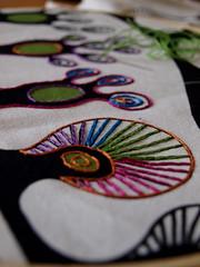 PA214149 (joontoons) Tags: handmade sewing needlepoint handstitched emroidery ikeafabric joontoons