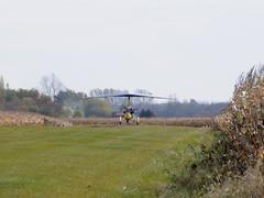 C-IPQR  P & M Aviation Quick-R 912S @ St-Mathias CSP5 DSC_8004 (djipibi) Tags: airport aviation m p 2009 aroport quickr stmathias 912s csp5 cipqr cubtoberfest