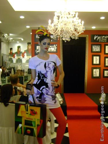 Freeway Ang Kiukok shirt dress