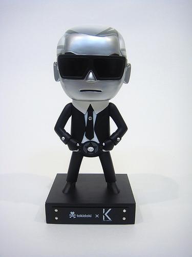 Karl Lagerfeld, Tokidoki