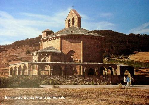 Ermita Sta. María de Eunate