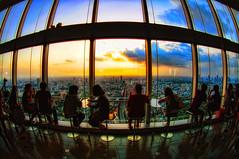 Tokyo Sunset (/\ltus) Tags: sunset japan tokyo pentax moribuilding roppongihills k7 nothdr