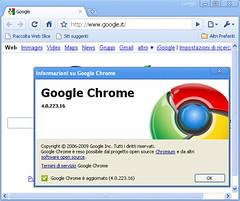 Google Chrome 4.0.223.16 (beta) copy