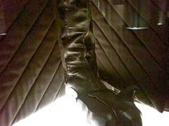 Klingon boot (beancounter) Tags: boot klingon sacramentoarchivemuseum