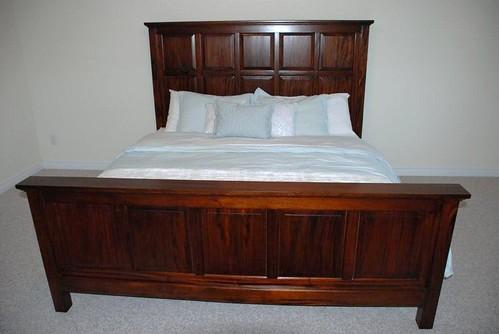 Stanley Furniture Design King Bed