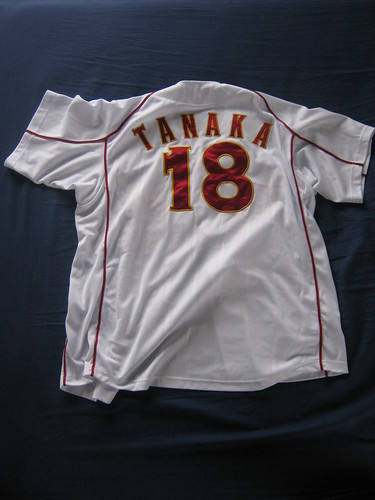 Tanaka - my second favorite Japanese pitcher.