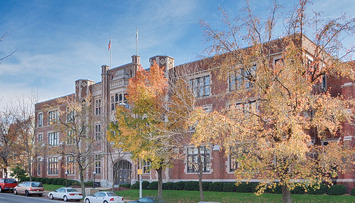 Saint Louis University High School, in Saint Louis, Missouri, USA
