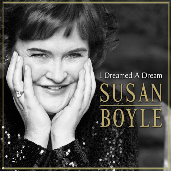 Susan Boyle  - I Dreamed A Dream (2009) [mp3 + flac]