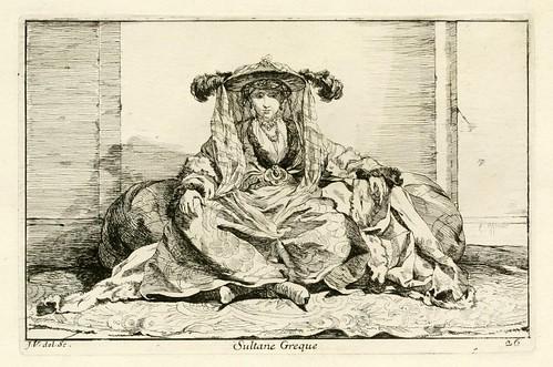 019-Sultana griega-Caravanne du sultan ala Mecque…1748- Joseph Vien