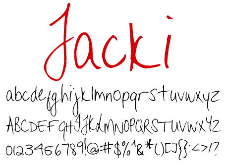 click to download Jacki