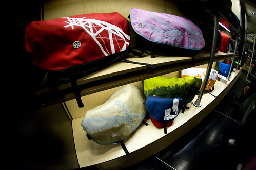 The Crumpler Super Market Street Sweep Collection