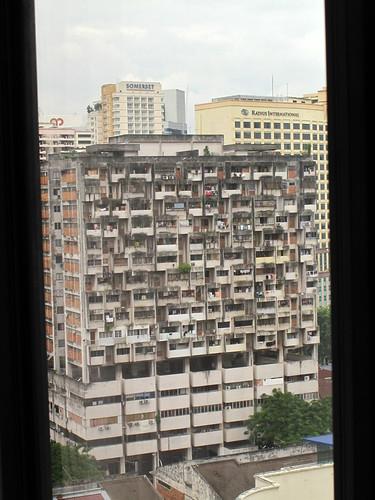 IMG_4992 Flats  at Bukit Bintang Area ,吉隆坡武吉免登平民百姓组屋