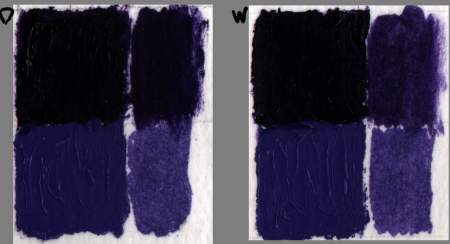 Holbein DUO Lightfast Test 4142129330_c3b8663a82_o