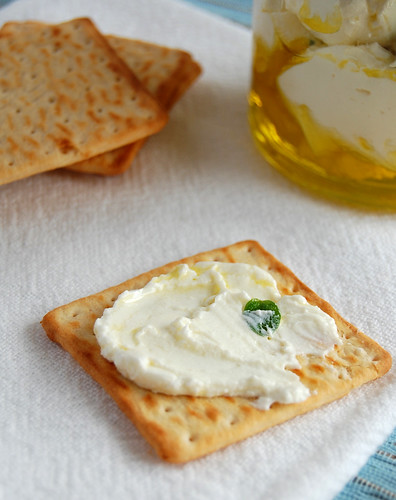 Labna (yogurt cheese) / Labne