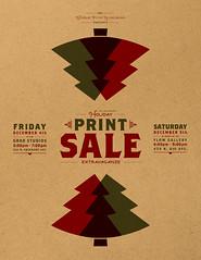 Print Club Sale (JONNYBLACK_) Tags: print poster design graphicdesign flyer printmaking