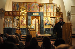 Father Robert Speaks on Sacred Space