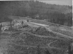 McDonald Lake, 1919 (The U.S. National Archives) Tags: bridge mountain montana forestry 1919 barren dirtroads dams flatheadreservation foresting mcdonaldlake usnationalarchives flatheadirrigationproject nara:arcid=4492602