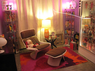 Barbie room (Valley of the Dolls)