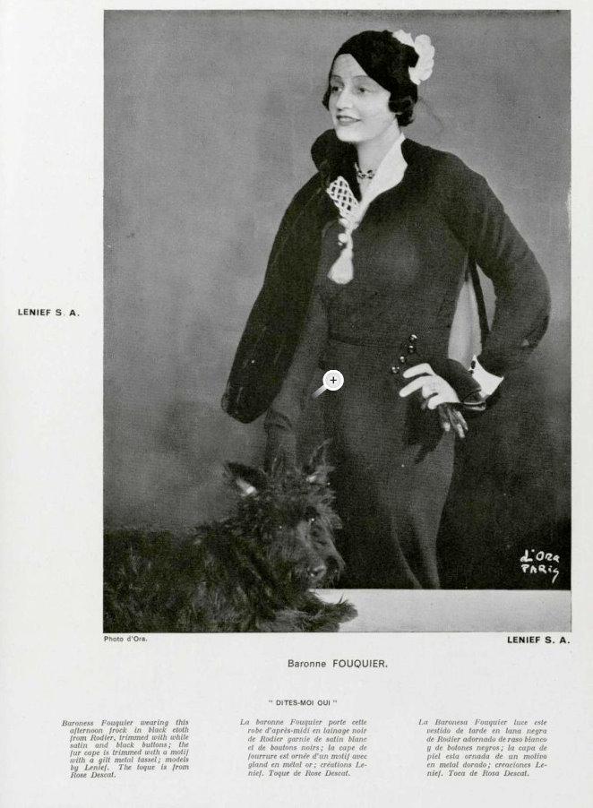 baroness de paris