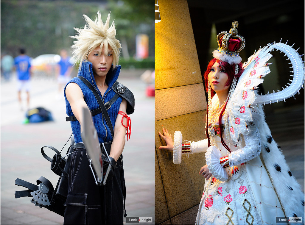 Cosplay CWT23