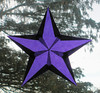 Purple Window Star